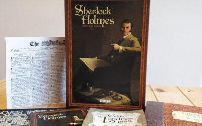 Sherlock Holmes Detective Asesor [Reseña]